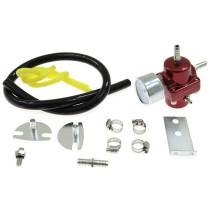 Benzinnyomás szabályzó, FPR, regulator - univerzális FPR01 Piros